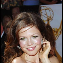 Tammin Sursok at the Emmys