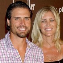 Joshua Morrow, Wife