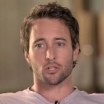 Alex oloughlin as andy