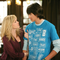 Carly and Parker