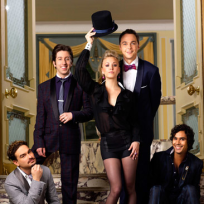 The Big Bang Theory Cast in Watch