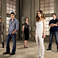 Dollhouse Cast Photo