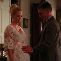 Pregnant betty