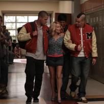 Kristin Chenoweth on Glee