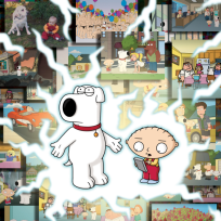 Brian and stewie multi verse