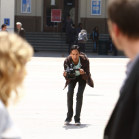 Abed Sneaks Away