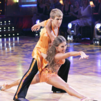 Cody Linley & Edyta Silwinska