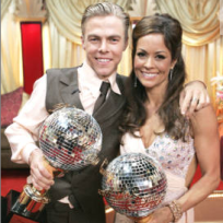 Brooke Burke Wins It