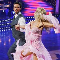 Chuck and Julianne Dance