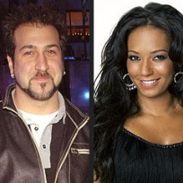 Joey Fatone, Melanie Brown