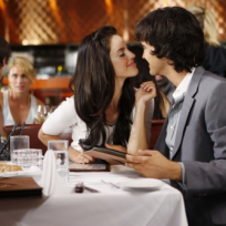 Adrianna and Navid Picture