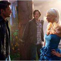 Paris Hilton on Supernatural