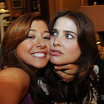 Lily and Robin are Total BFFs