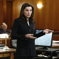 Alicia, In Court