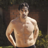 Gilles Marini on Brothers & Sisters