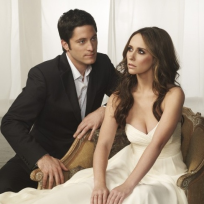 Ghost whisperer promo photo