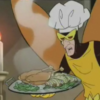 Monarchs chef