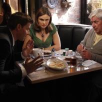 Booth, Brennan and Grandpa