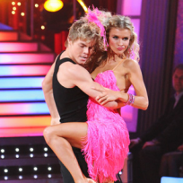 Derek Hough and Joanna Krupa Picture