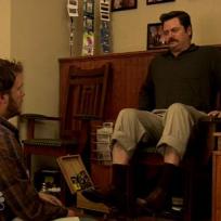Ron Loves His Shoeshine