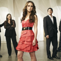 Ghost whisperer cast pic