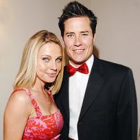 Andrew Firestone and Ivana Bazilovic