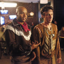 Jd and turk in costume