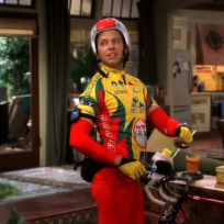 Alan in Cycling Gear