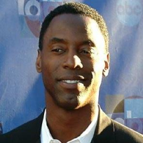 Isaiah Washington Picture