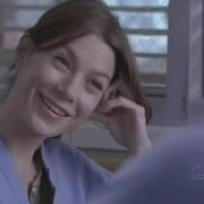 Meredith Smiles!