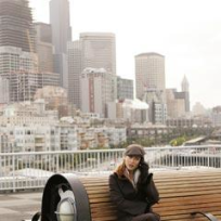 Addison & Seattle Cityscape