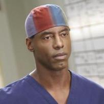 Intense Dr. Burke