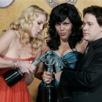 Sara, Katherine, T.R.
