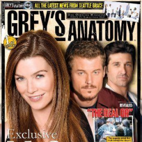 Grey's Anatomy magazine