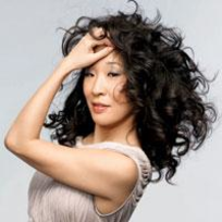 Sandra Oh in Marie Claire, Too