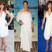 Kate Walsh: A Lady in White