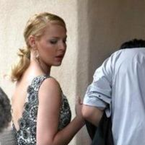 Katherine Heigl Arrives