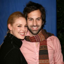 Katherine and Josh Kelley