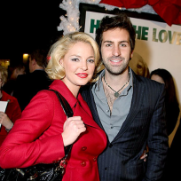 Katherine Heigl and Josh Kelley Photo