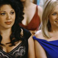 Arizona and Callie