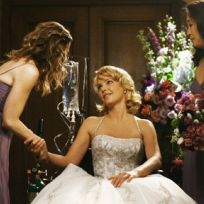 Cristina, Mer and Izzie