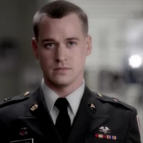 George in Uniform