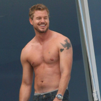 Eric Dane Shirtless Picture
