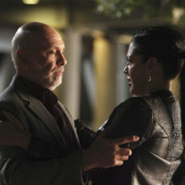 Callie and Father
