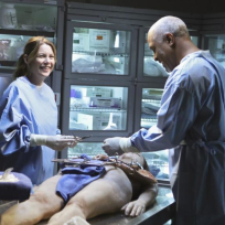 Richard and Mer Picture