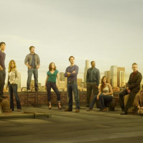 FlashForward Cast Pic