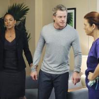 Mark, Addie and Naomi