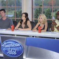 Kristin Chenoweth on American Idol