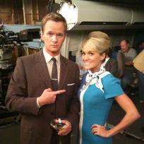 Neil Patrick Harris and Carrie Underwood