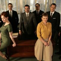 Mad Men Cast Pic